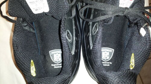 da Racchetta Reebok uomo 18 ginnastica da scarpe tacchetta Rbx a nero da Fgt da a Nfl tennis calcio quadretti taglia Rfn5UzWqwW