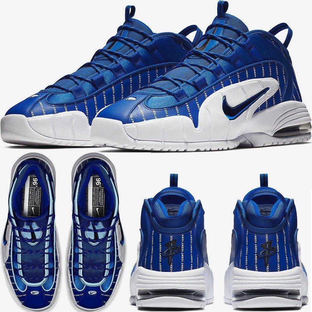 Nike air max penny 1 pinstripe lil penny lo stile di vita di scarpe comode scarpe uomini