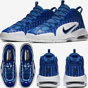 official photos e18e7 84423 Image is loading Nike-Air-Max-Penny-1-Pinstripe-Lil-Penny-