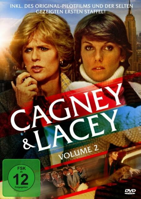 Cagney & Lacey - Volume 2 # - 5 DVD Box