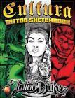 Cultura Tattoo Sketchbook by Tattoo Duke (Paperback, 2013)