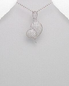 Beautiful-drop-heart-cubic-zirconia-pendant-Womens-Jewellery