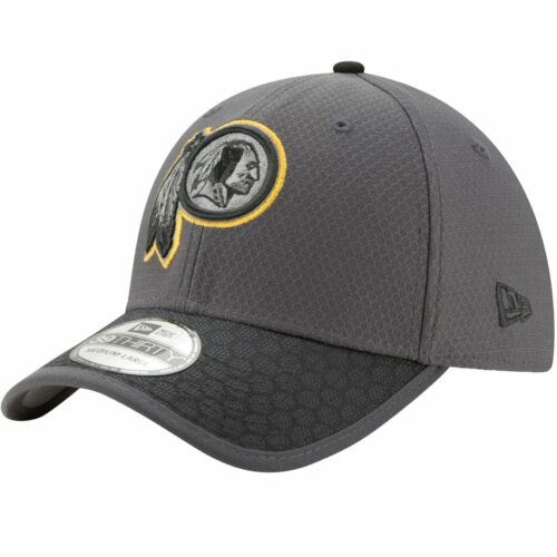 NFL 2017 SIDELINE Washington Redskins New Era 39Thirty Cap