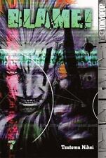 Blame! Vol. 7, Nihei, Tsutomu, New Book