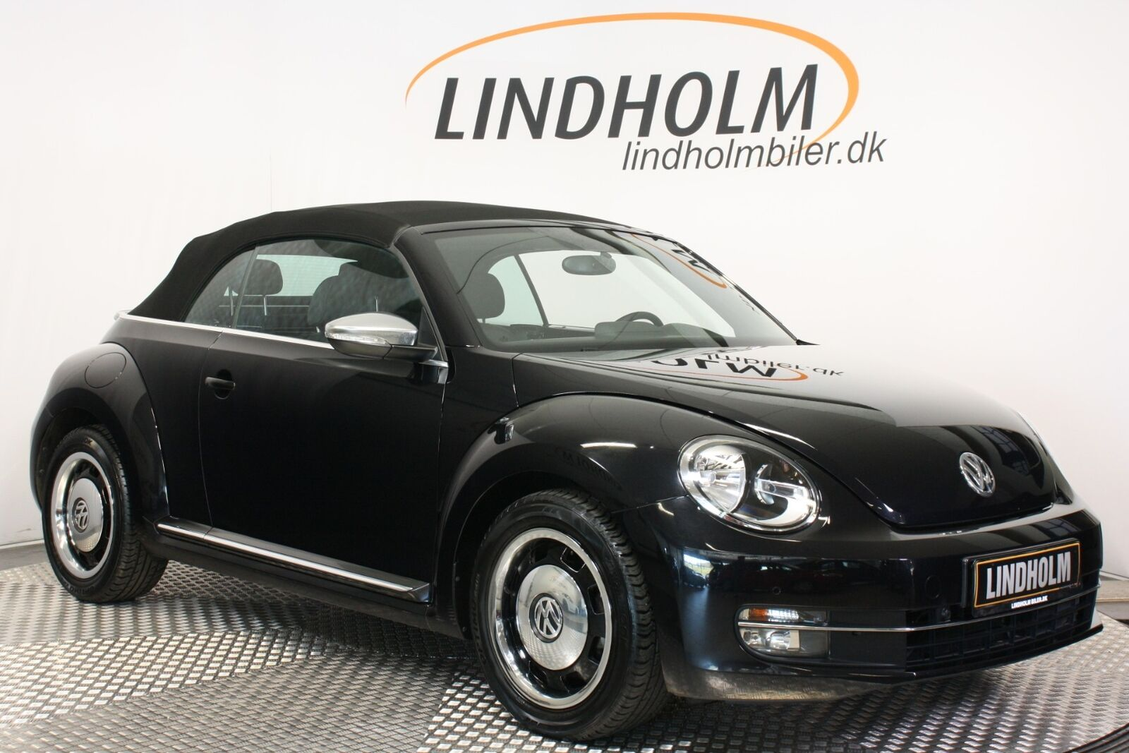 VW The Beetle TSi 105 Design Cabriolet