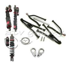 Roll Design Long Travel Arms + Elka Stage 5 Front Rear Shocks TRX700XX TRX 700XX
