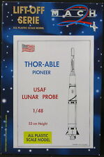 Mach 2 Models 1/48 THOR ABLE PIONEER Rocket U.S. Lunar Probe