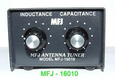 ANTENNA TUNER HF  MFJ-16010  COMPACT  FROM 1.8 MHz TO 30 MHz  200 WATTS  NEW