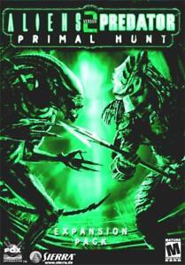 Aliens vs Predator 2 - Primal Hunt Add-On [video game]