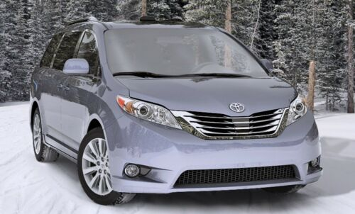 """Remote Start for Toyota SIENNA 2011-2017 /""""Push-To-Start/"""" Models with T-Harness"""
