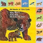 Mini Tab: Baby Bear, Baby Bear, What Do You See? by Bill Martin (Board book, 2016)