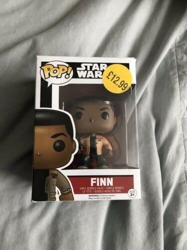 Star Wars Funko Pop Po Dameron /& Finn