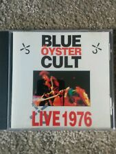 Blue Oyster Cult Live 1976, Blue Oyster Cult, Good Condition