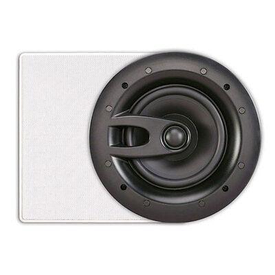 Pure Acoustics NRX-600 Weiß InWall Lautsprecher Paar
