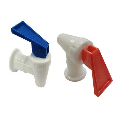 Water Cooler Faucet for Tomlinson BLUE and WHITE Combo Pack of 4