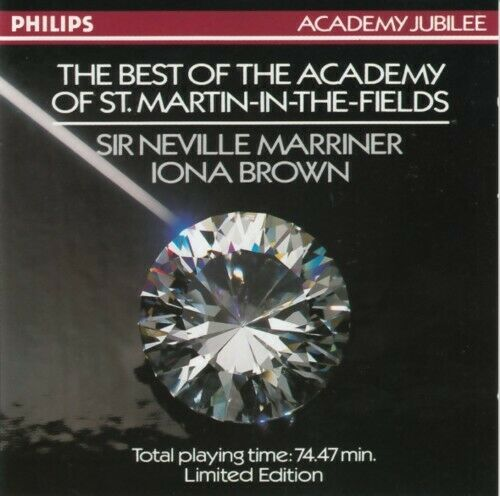 Various - The best of the Academy of St. Martin-in-the-fields (Sir Marriner)