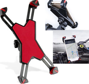 Universal-Motorcycle-Bike-Bicycle-Handlebar-Mount-Holder-For-Cell-Phone-GPS