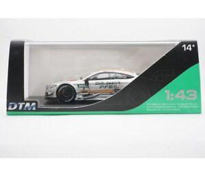 Nuevo-Lo-ultimo-Mercedes-Benz-AMG-C63-Modelo-De-Auto-diecast-escala-1-43-o-Box-Dtm