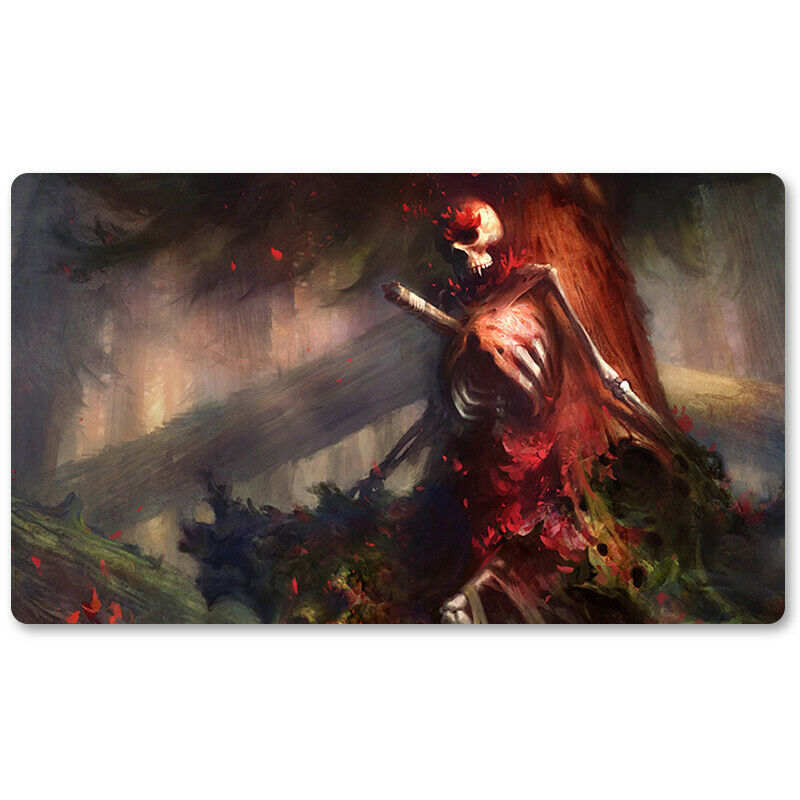 Grim-Flowering - Board Game MTG Playmat Table Mat Games