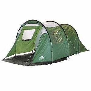 Image is loading Trespass-5-Man-Tunnel-Tent-4-10  sc 1 st  eBay & Trespass 5 Man Tunnel Tent (4/10) 5060423175728 | eBay