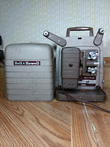 Bell-amp-Howell-Movie-Film-Projector-8mm-Model-253-R