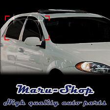 Smoke Door Window Vent Visor Deflector for 04~09 Chevrolet Lacetti/Optra 5 5DR