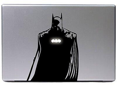 """Apple MacBook Air Pro 13"""" BATMAN Dark Knight Aufkleber Sticker Skin Decal 279"""