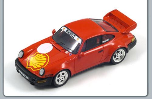 SPARK S2069 - PORSCHE 911 Carrera RSR 3.8 Test Paul Ricard 1993 1 43