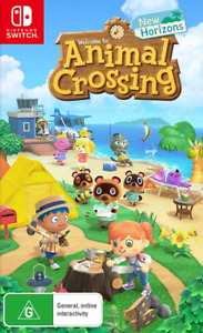 Animal Crossing New Horizons Switch Game NEW