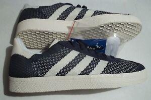 Gazelle Nemesis Originals White Herren By9779 8 Adidas Off Primeknit Schuhe Neue 0Eq5OBE