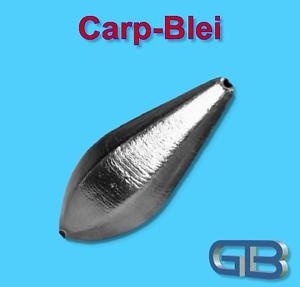Inline-Blei-Sechskant-Blei-70g-80g-90g-100g-Angelblei-Grundblei-Karpfenblei