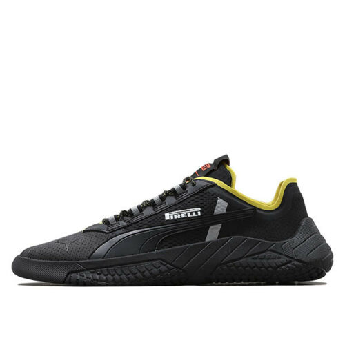 Black//Yellow PUMA Replicat x PIRELLI Athletic Shoes Sneakers 33985501
