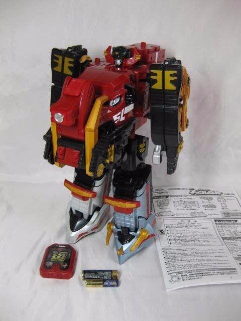 energia Ranger RPM Motore Sentai Go-Onger DX Kyoretsu-Oh Paleo Max Megazord Giappone