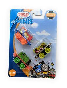 SCRUFF Thomas the Tank Engine Minis