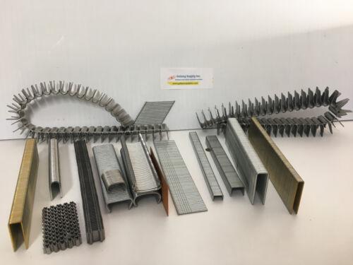"FOR 16000p//case, DA Series 15 Gauge 34 Degree Angled Finish Nails 2-1//2/"" 2M//B"