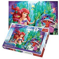 Trefl 100 Pezzi Bambini Unisex Disney Princess Ariel Sirenetta Puzzle