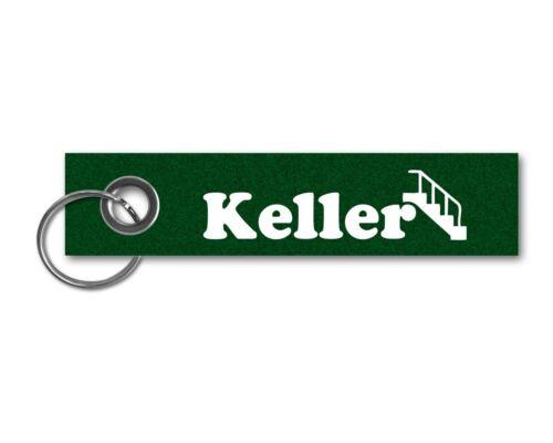 Schlüsselanhänger Keller Keychain Schlüsselbund Schlüsselring