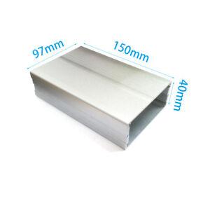 1X-Aluminum-alloy-Instrument-shell-electric-enclosure-box-DIY-97X40X150mm