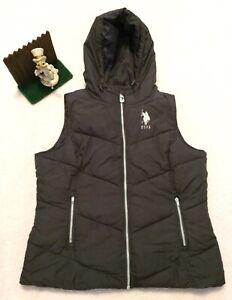 U.S Polo Assn Womens Puffer Vest
