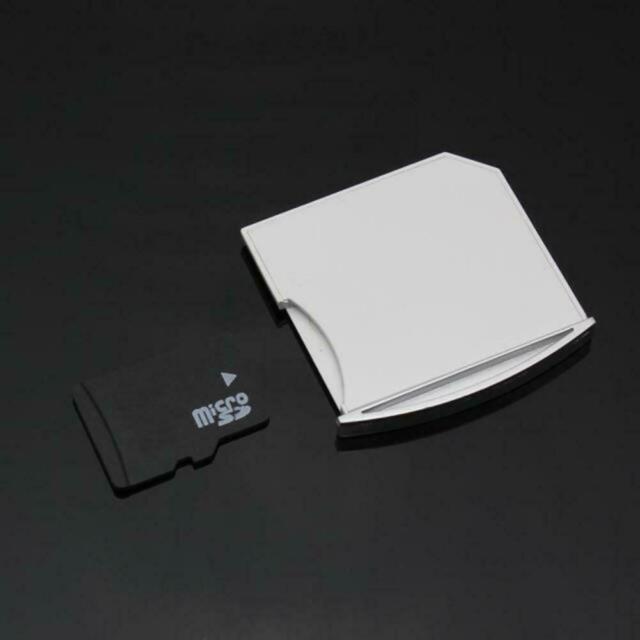 TF MicroSD Micro SD Card SDHC To SD Adapter For MacBook MiniDrive Air