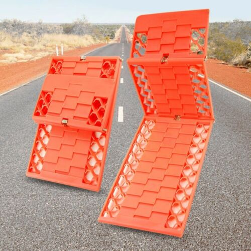 vehicle recovery automobile escaper Pair of Traction tracks