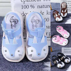 Children-Kids-Shoes-Boys-Girls-Closed-Toe-Summer-Beach-Sandals-Shoes-Sneakers