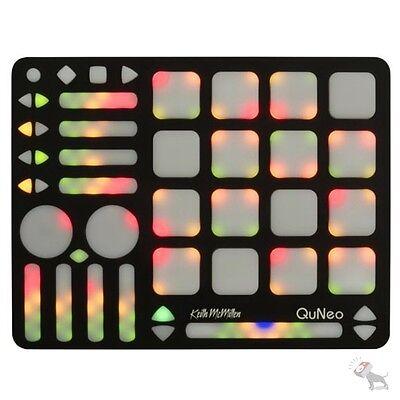 Keith McMillen Instruments QuNeo 3D Multi-Touch USB MIDI OSC DJ Pad Controller