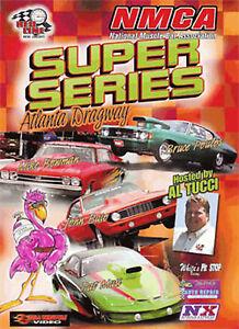NMCA-Super-Series-DVD-2006-Drag-Racing-New-amp-Sealed
