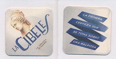 Sammlung Hier 1 Espana 26620 La Cerveza De Madrid Bierdeckel Beercoasters Madrid