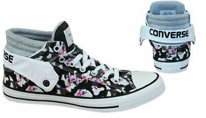 Converse Chuck Taylor All Stars PC Layer Mid Mens Trainers Canvas ...