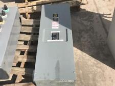 Main Disconnect Breaker In Cabinet 400 Amp Max