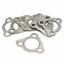 10Pcs-KKK-K03-Turbocharger-Manifold-Gasket-For-Audi-TT-Golf-Leon-Beetle-Bora thumbnail 5