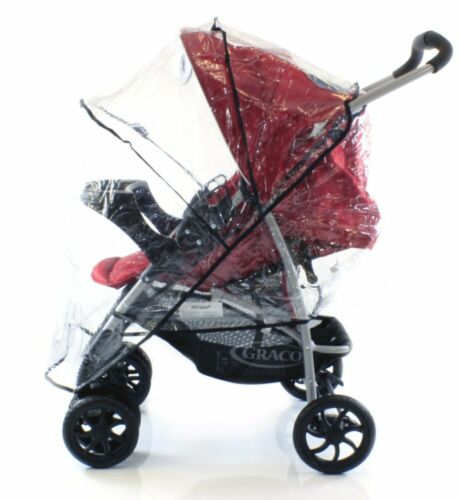 Raincover For Shopper Pushchair Buggy Pram Hauck Jeep