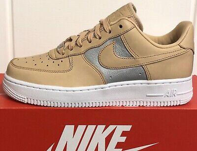 Nike Air Force 1'07 se Prm Baskets Baskets Chaussures Taille UK 6,5 Eur 40,5 US 9 | eBay